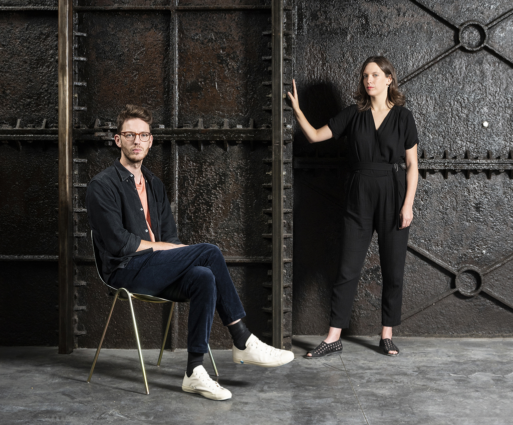 PALOMA & ADAM ~ ASSEMBLE ARCHITECTS
